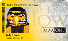 Iowa One Card Image